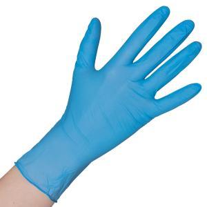 Nitrilhandschuhe blau (blueple)