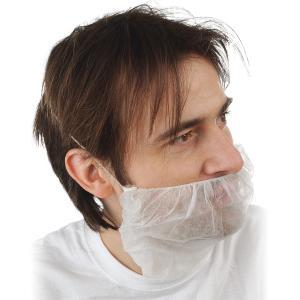 PP-Bartschutz, weiß