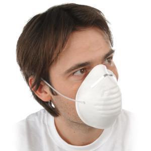 Form-Mundschutz mit Nasenbügel