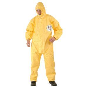 Pro-Chem 1 Chemikalienanzug gelb
