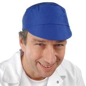 Schildmütze royalblau