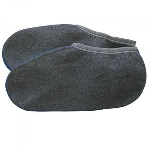 Einziehsocke Standard, grau