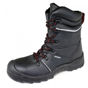 securesse Sicherheits-Winterschnürstiefel Alaska S3