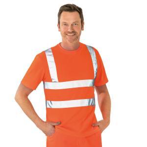 PLANAM T-Shirt Warnschutz
