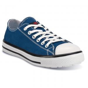 "FTG Sneaker ""Music Blues Low"" Sicherheitsschuh S1P SRC"