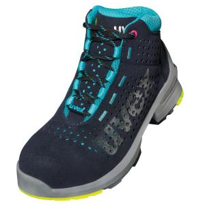 Uvex 1 Damen Sicherheits-Stiefel  8563 Ladies S1 SRC