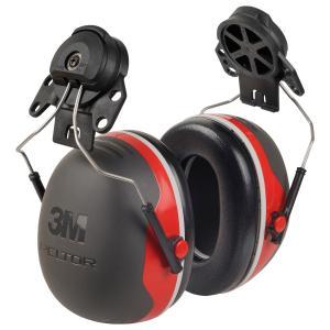 3M Peltor X3 Kapselgehörschützer für Helmbefestigung