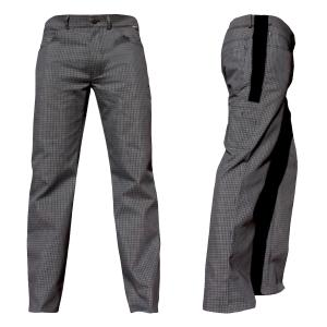 Hiza Herrenjeans für Köche, Five Pocket