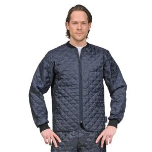 securesse Thermojacke blau