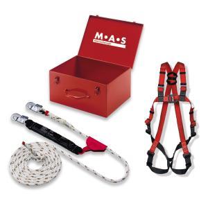 MAS Sicherheitsset mit 11mm Kernmantelseil