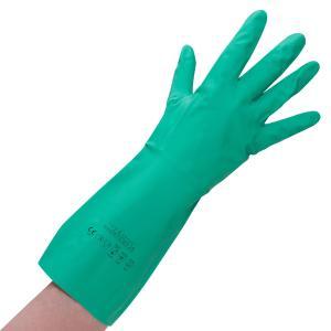 Nitril Universalhandschuhe premium plus grün