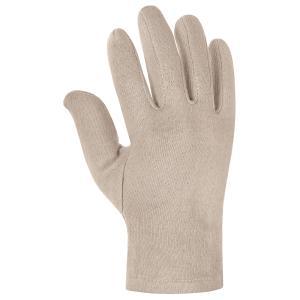 Baumwoll-Jersey Handschuh - Herrengröße