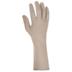 Baumwolltrikothandschuh, 35 cm