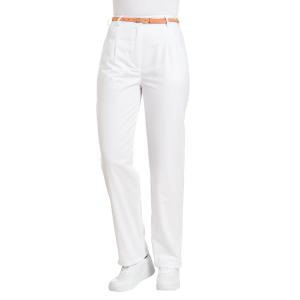 Leiber Damenhose weiß