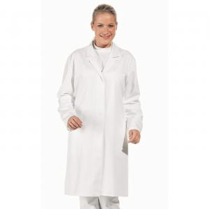 Leiber HACCP Damenmantel weiß