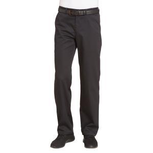 Leiber Herrenhose, schwarz