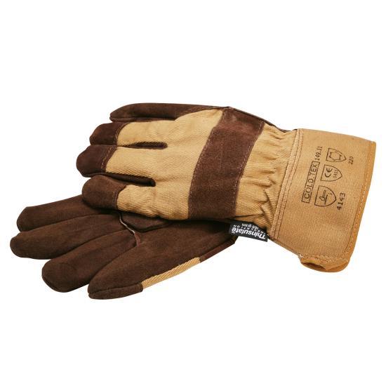 ColdTex Kälteschutz Handschuh aus Leder