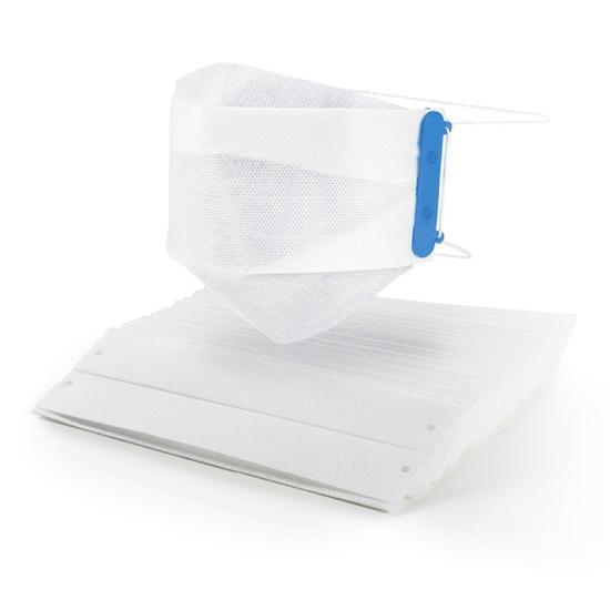 PP-Vlies Mund-/Nasenmaske Set bestehend aus