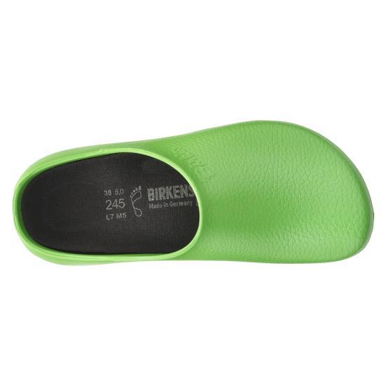 HELE GmbH | Birkenstock Super Birki PU Clog, apple green
