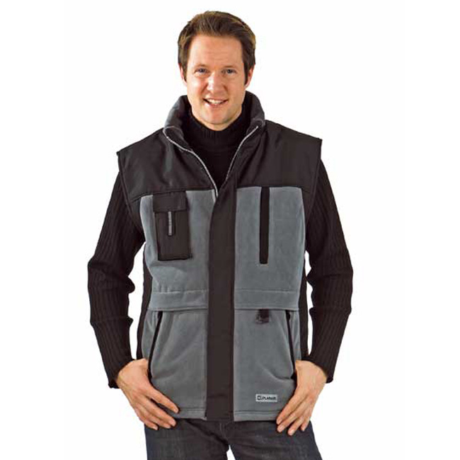 Planam fleece jacke brook
