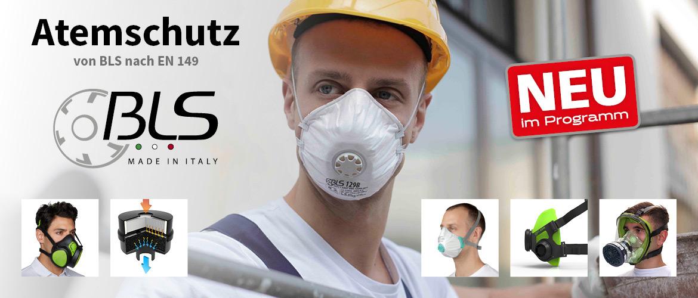 Slider BLS Atemschutz