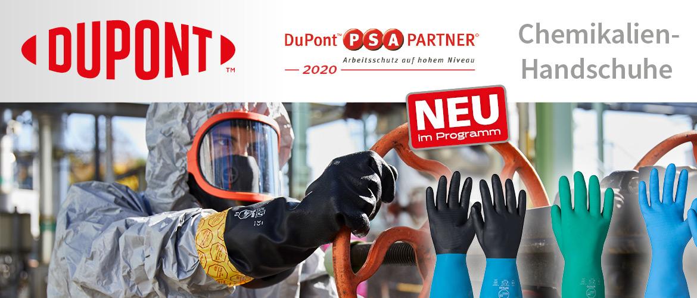 Slider Dupont-Handschuhe