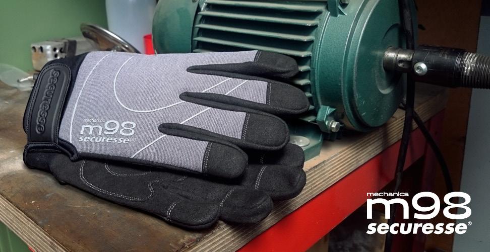 Slider m98 Montagehandschuhe
